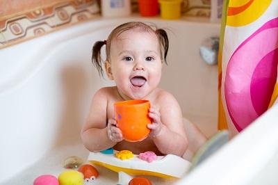 toddler bath safety
